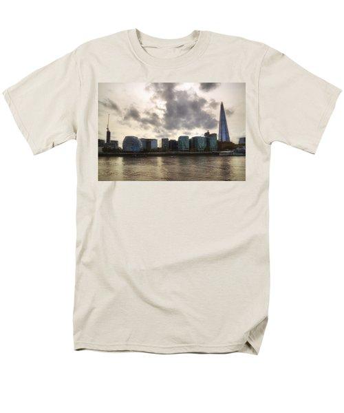 London Men's T-Shirt  (Regular Fit) by Joana Kruse