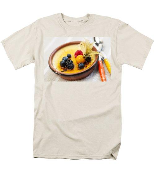 Creme brulee dessert T-Shirt by Elena Elisseeva