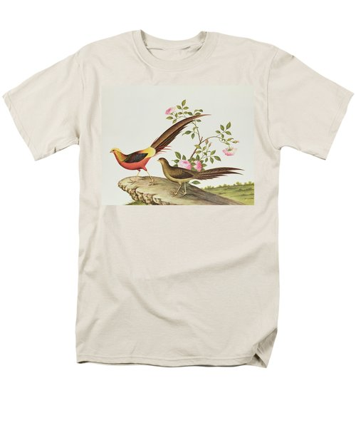 A Golden Pheasant Men's T-Shirt  (Regular Fit) by Chinese School