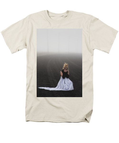 And Tears Shall Drown The Wind T-Shirt by Evelina Kremsdorf