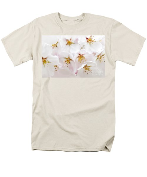Apple blossoms T-Shirt by Elena Elisseeva