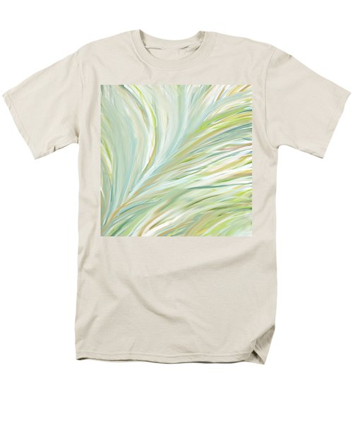 Blooming Grass T-Shirt by Lourry Legarde