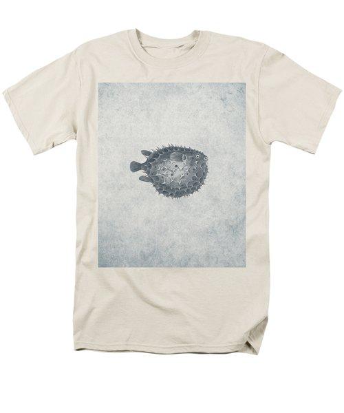 Blowfish - Nautical Design T-Shirt by World Art Prints And Designs