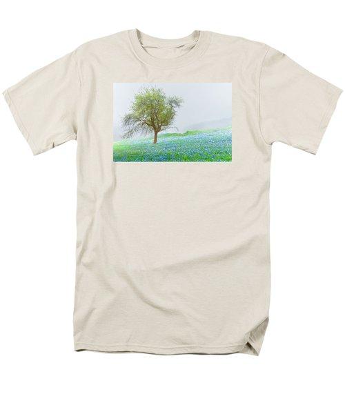Bluebells T-Shirt by Debra and Dave Vanderlaan