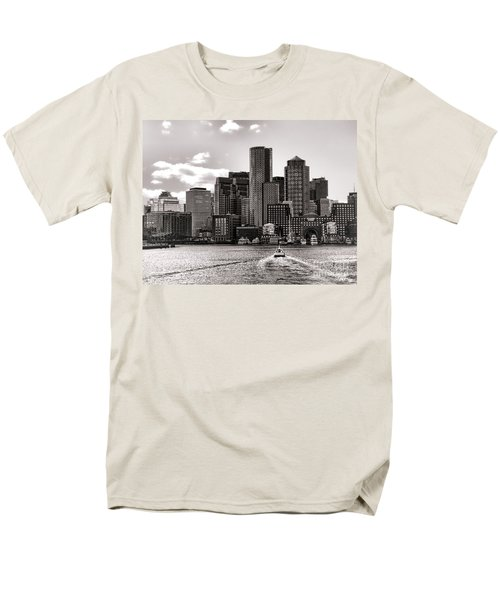Boston T-Shirt by Olivier Le Queinec