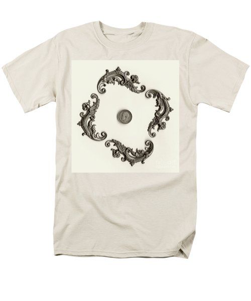 British Shilling Wall Art Version 1 T-Shirt by Joseph Baril