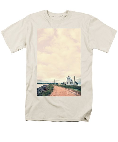 Coastal Town T-Shirt by Edward Fielding