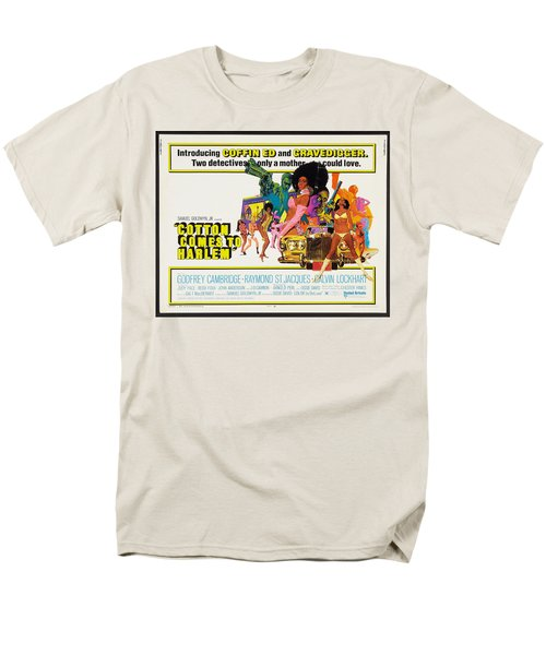 Cotton Comes To Harlem Poster Men's T-Shirt  (Regular Fit) by Gianfranco Weiss