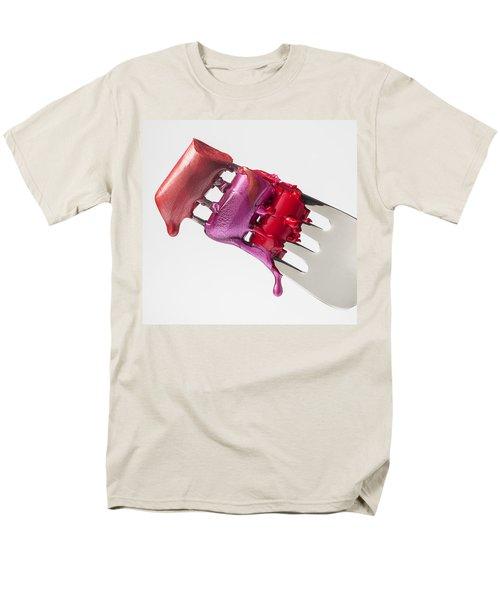 Dripping Lipstick T-Shirt by Garry Gay