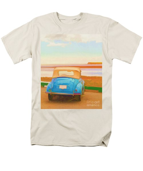Drive to the Shore T-Shirt by Edward Fielding