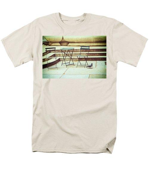 Empty T-Shirt by Karol  Livote