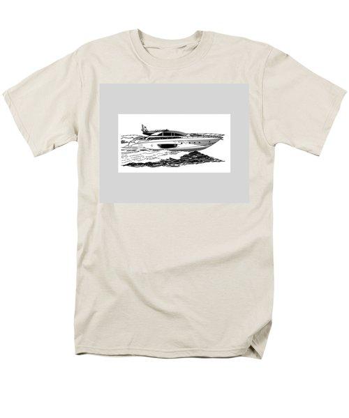 Fast Riva Motoryacht T-Shirt by Jack Pumphrey