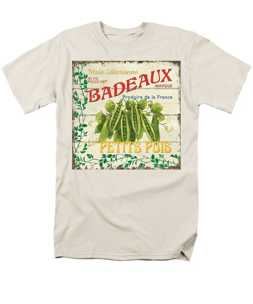French Veggie Sign 1 T-Shirt by Debbie DeWitt