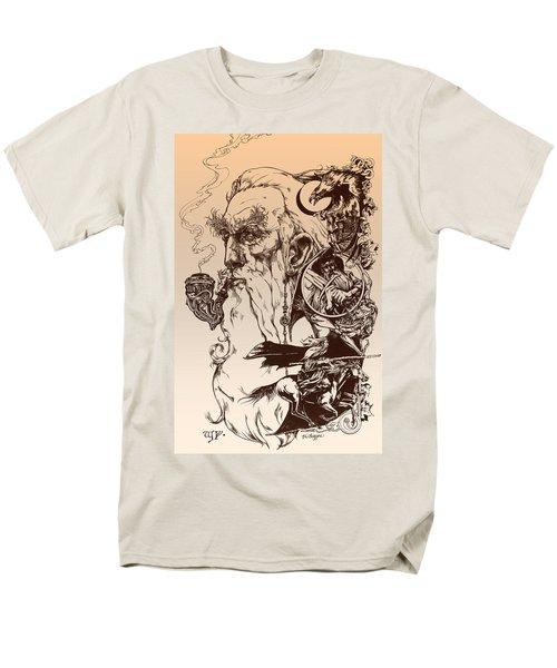 gandalf- Tolkien appreciation T-Shirt by Derrick Higgins
