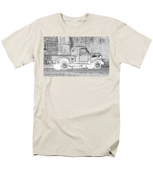 Ghost of a Truck T-Shirt by Jean Noren