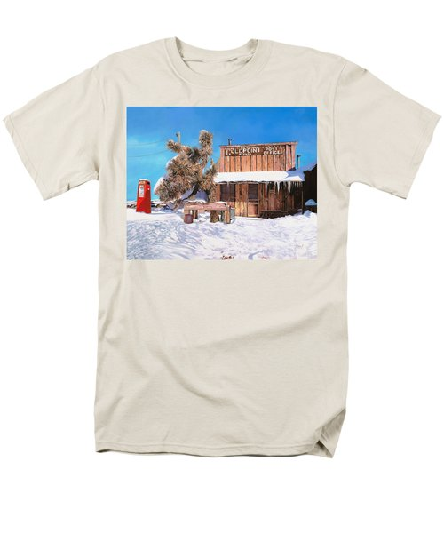 GoldPoint-Nevada T-Shirt by Guido Borelli