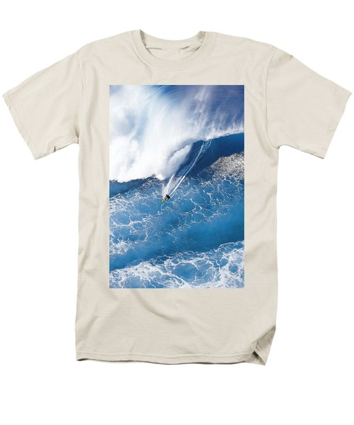 Grace Under Pressure T-Shirt by Sean Davey