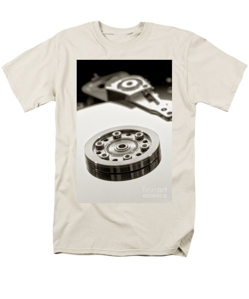 Hard Drive T-Shirt by Olivier Le Queinec