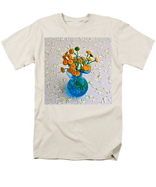 He Loves me Bouquet T-Shirt by Frozen in Time Fine Art Photography