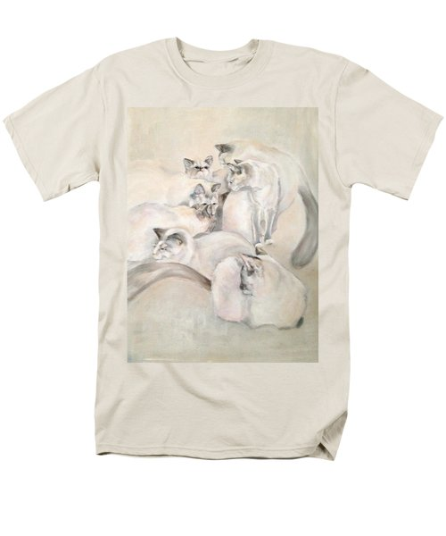 Heavenly Puffs T-Shirt by Janet Felts