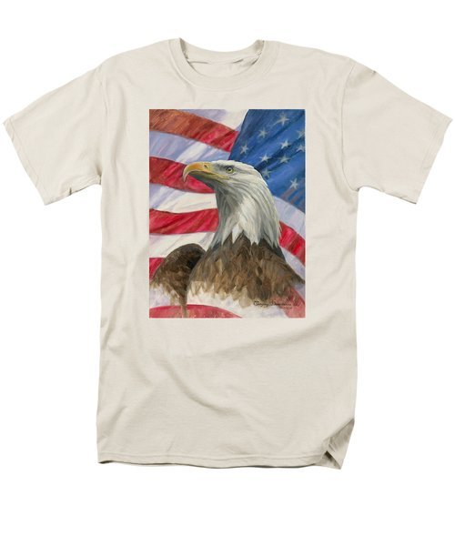 Independence Day T-Shirt by Gregory Doroshenko