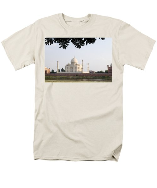 India, Temple Burial Site Seen T-Shirt by Bill Bachmann