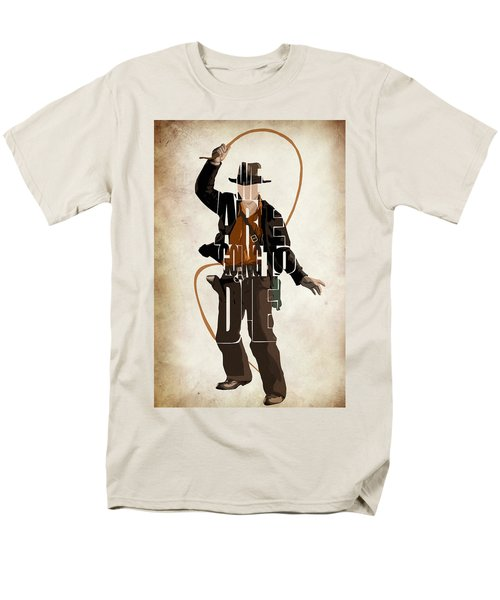 Indiana Jones VOL 2 - Harrison Ford T-Shirt by Ayse Deniz