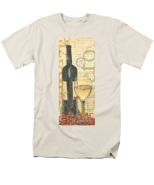 Italian Wine and Grapes 1 T-Shirt by Debbie DeWitt