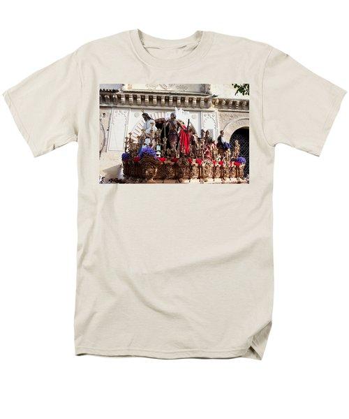 Jesus Christ and Roman Soldiers on Procession T-Shirt by Artur Bogacki