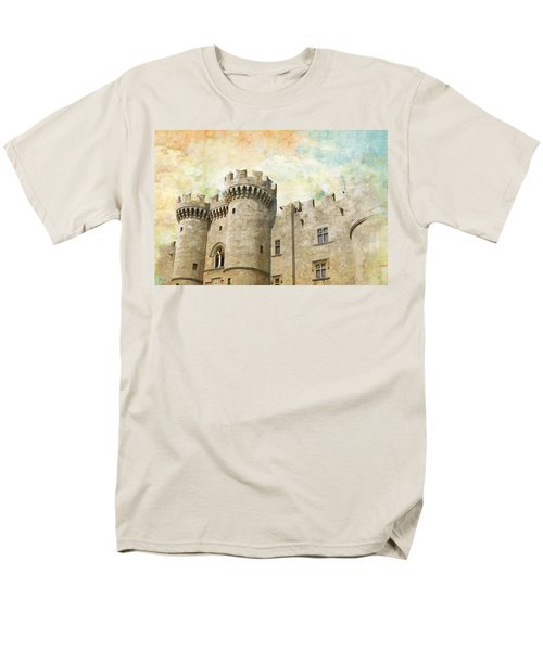 Medieval City of Rhodes T-Shirt by Catf