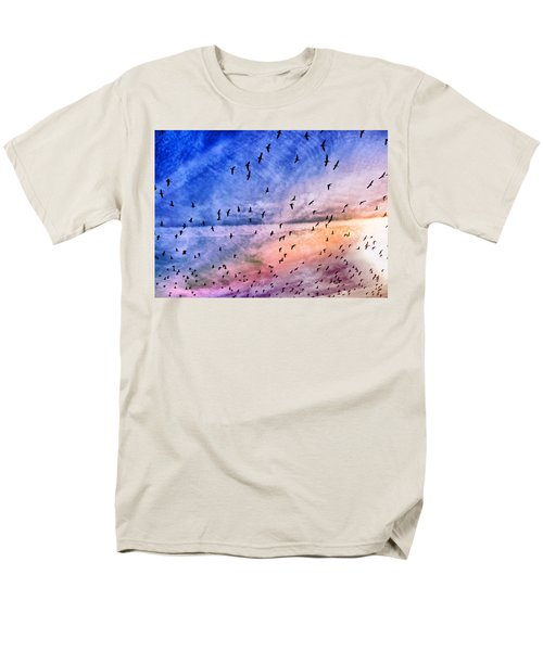 Meet Me Halfway Across The Sky 2 T-Shirt by Angelina Vick