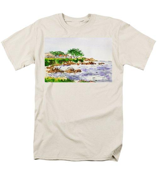 Monterey- California Sketchbook Project T-Shirt by Irina Sztukowski