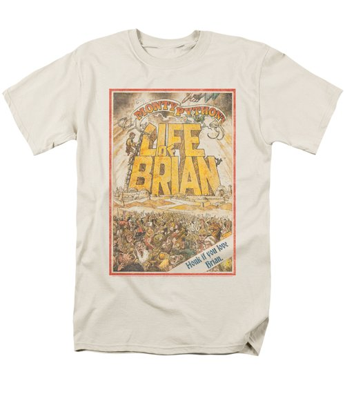 Monty Python - Brian Poster Men's T-Shirt  (Regular Fit) by Brand A