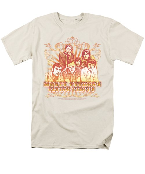 Monty Python - Flying Circus Vintage Men's T-Shirt  (Regular Fit) by Brand A
