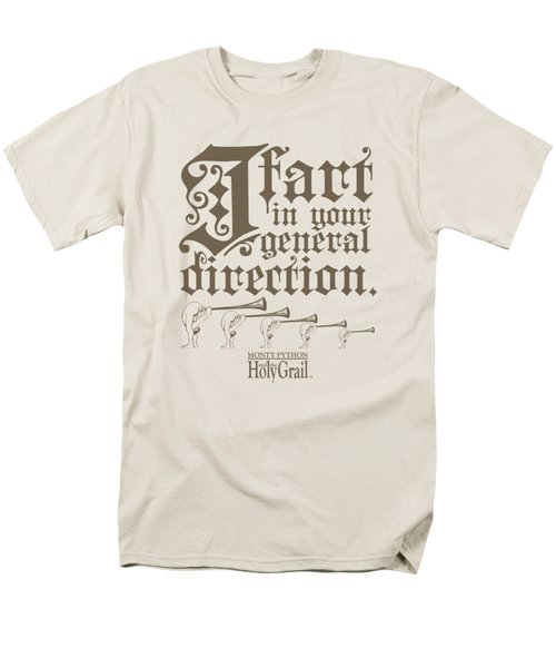 Monty Python - I Fart Men's T-Shirt  (Regular Fit) by Brand A