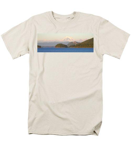 Mt Baker T-Shirt by Brian Harig