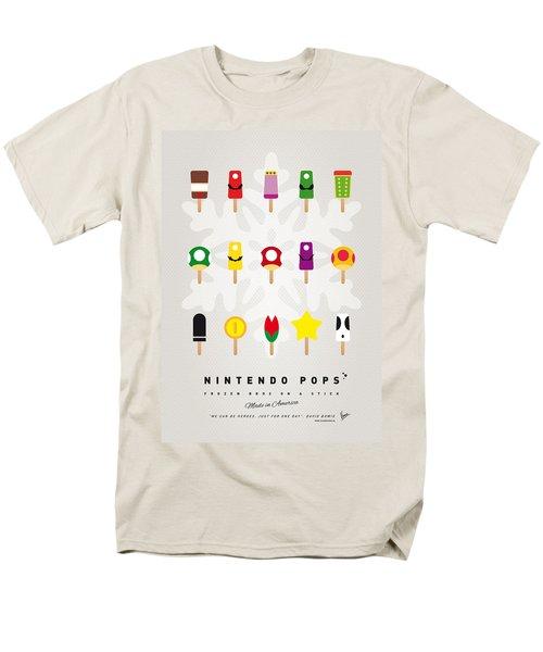 My MARIO ICE POP - UNIVERS T-Shirt by Chungkong Art