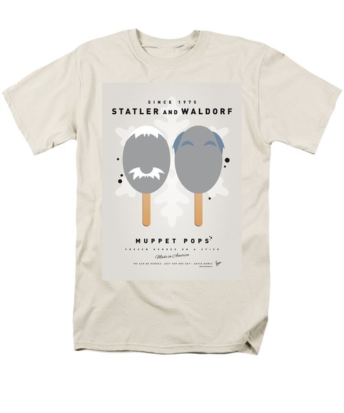 My MUPPET ICE POP - Statler and Waldorf T-Shirt by Chungkong Art