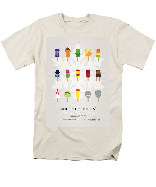 My MUPPET ICE POP - UNIVERS T-Shirt by Chungkong Art
