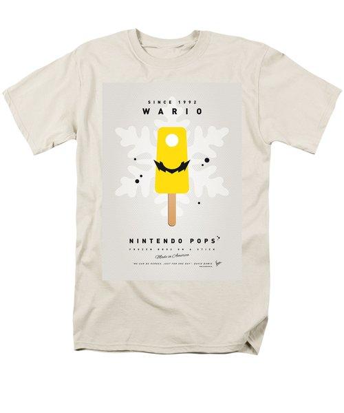 My NINTENDO ICE POP - Wario T-Shirt by Chungkong Art