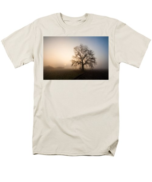 Mystic morning T-Shirt by Davorin Mance