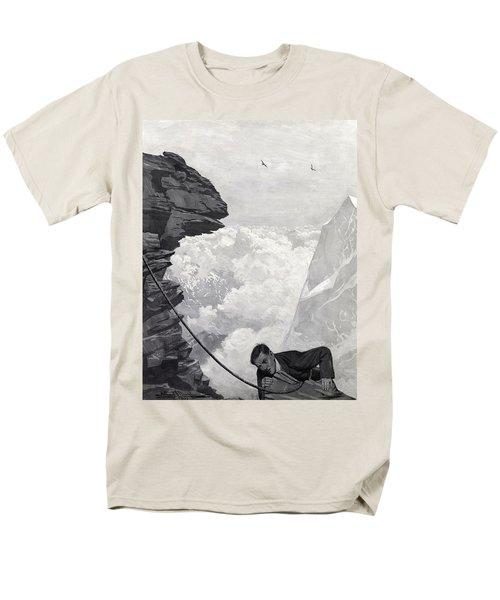 Nearly There Men's T-Shirt  (Regular Fit) by Arthur Herbert Buckland