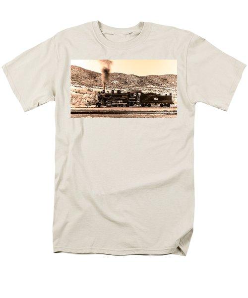 Nevada Northern Railway T-Shirt by Robert Bales