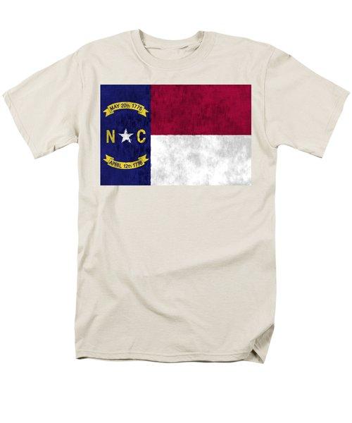 North Carolina Flag T-Shirt by World Art Prints And Designs