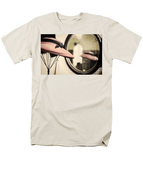 Old Hat T-Shirt by Heather Applegate