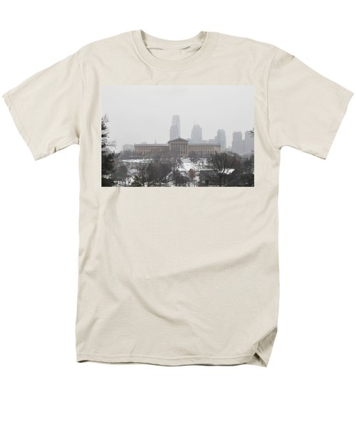 Philadelphia from Lemon Hill T-Shirt by Bill Cannon