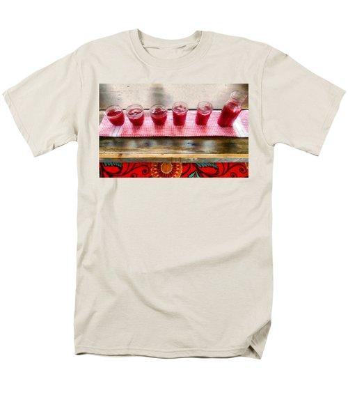 Putting Up Preserves Men's T-Shirt  (Regular Fit) by Michelle Calkins