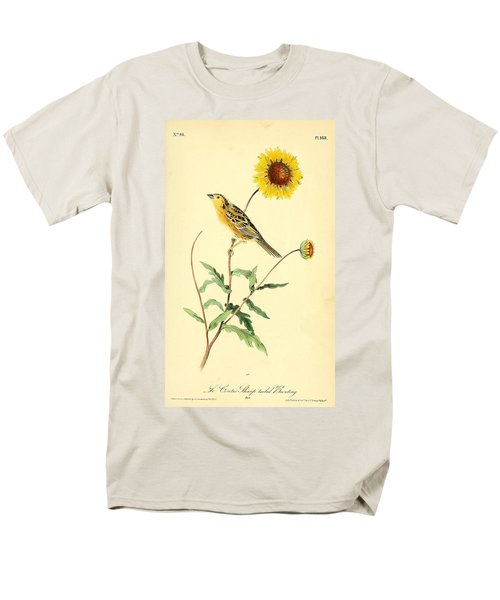 Sharp-Tailed Bunting T-Shirt by Philip Ralley