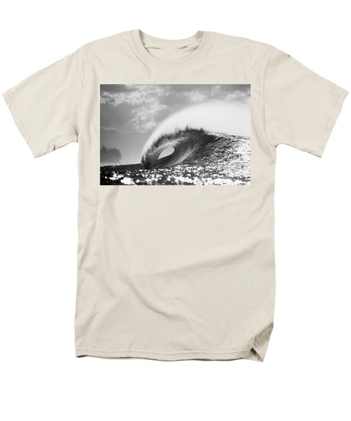 Silver Peak T-Shirt by Sean Davey