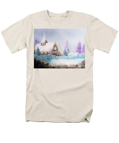 Snow in Florida T-Shirt by David Kacey
